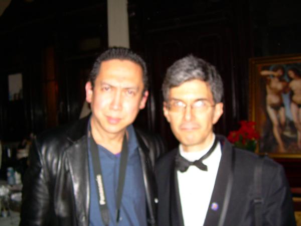 Bones Banez & Peter Dizzoza
