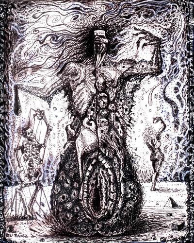 Universal Sperm Spell 666